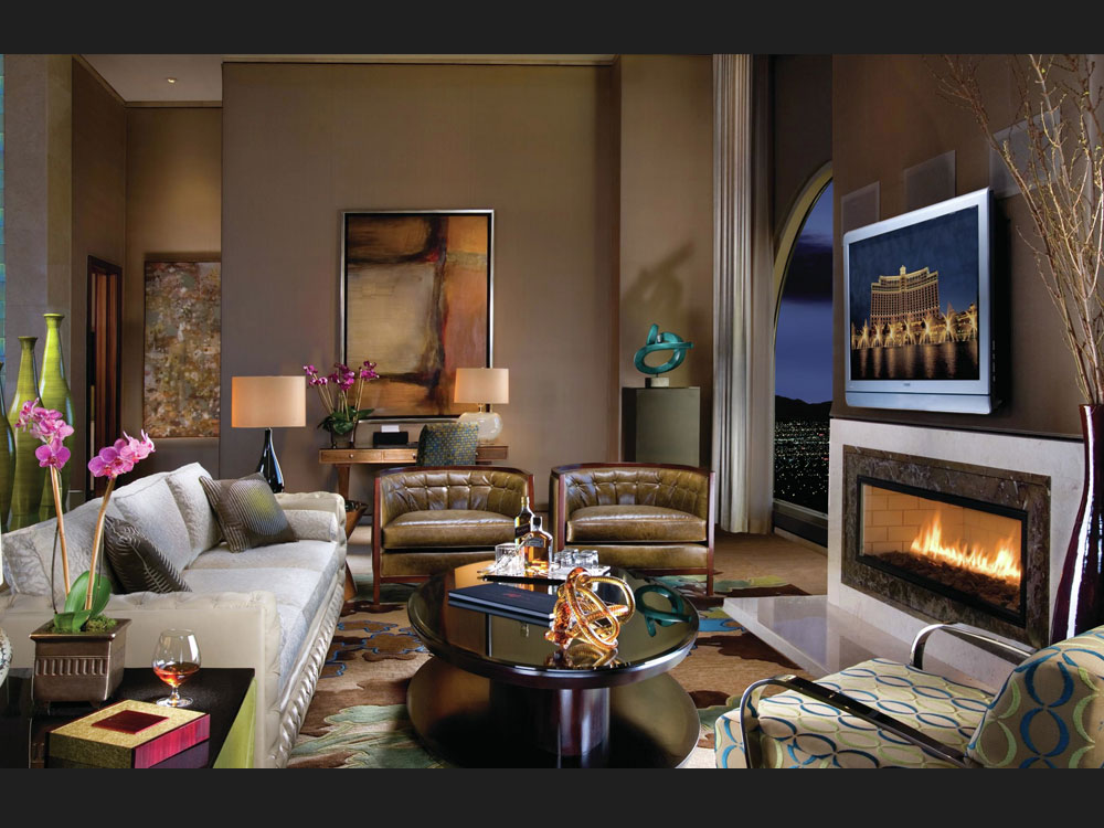 5 Amazing Vegas Penthouse Suites for Watching the Super Bowl