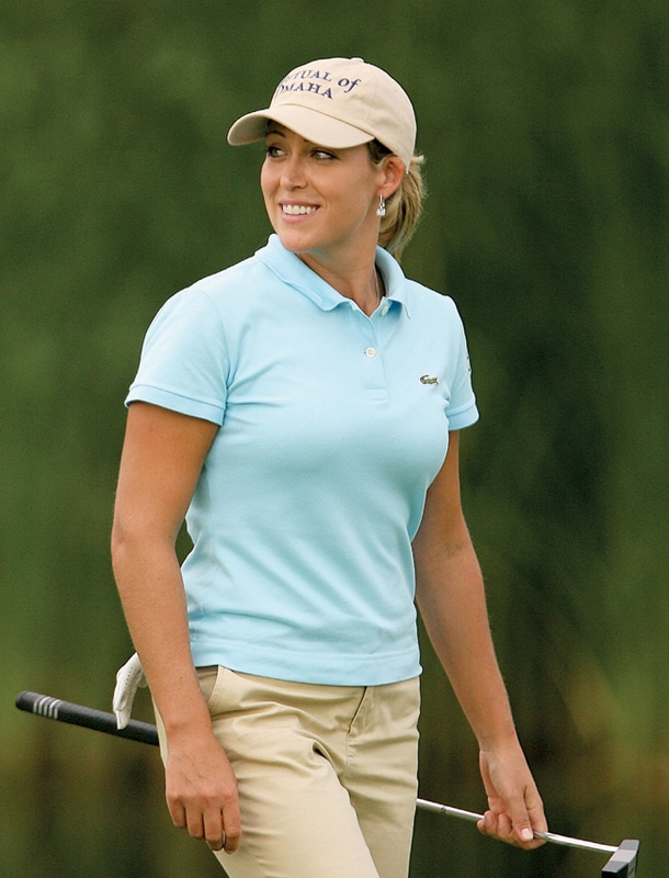 Cristie Kerr Fights Breast Cancer One Birdie At A Time