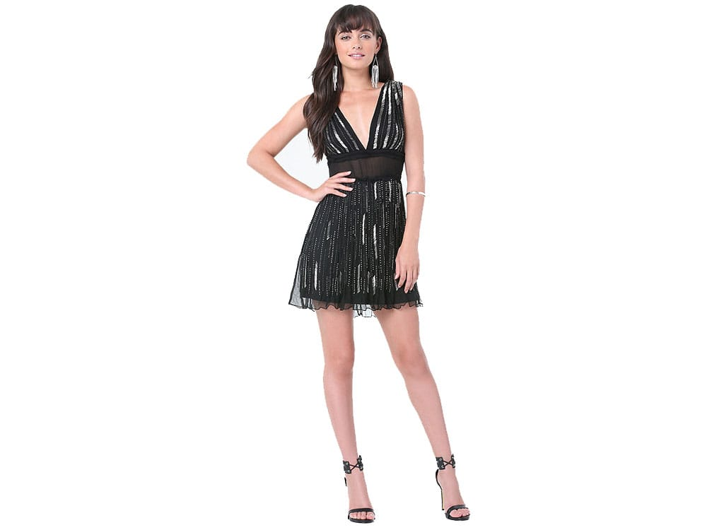 Dresses to Wear for Holiday Parties in Vegas