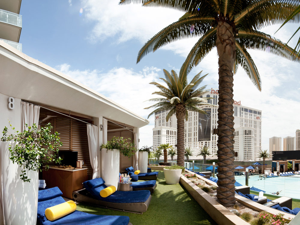 Vegas Cabanas And Pool Parties To Enjoy This Summer