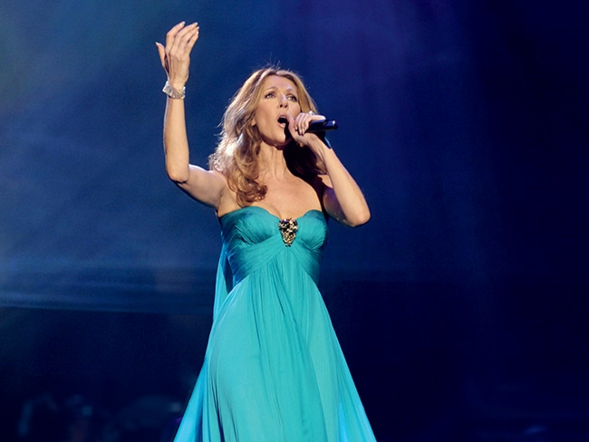 "The residency goes on— but not without some new songs and ""inspiring new visuals,"" according to the singer—as Celine Dion comes home to Caesars Palace."