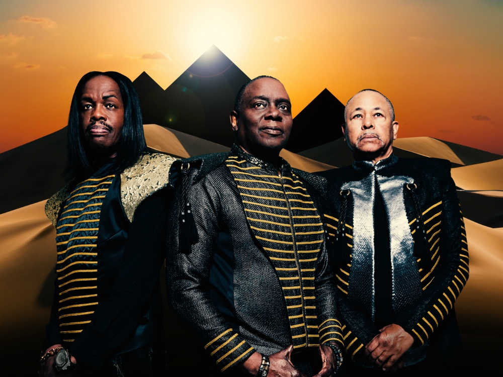 Earth, Wind & Fire on the Band's 50th Anniversary & Upcoming Vegas Residency