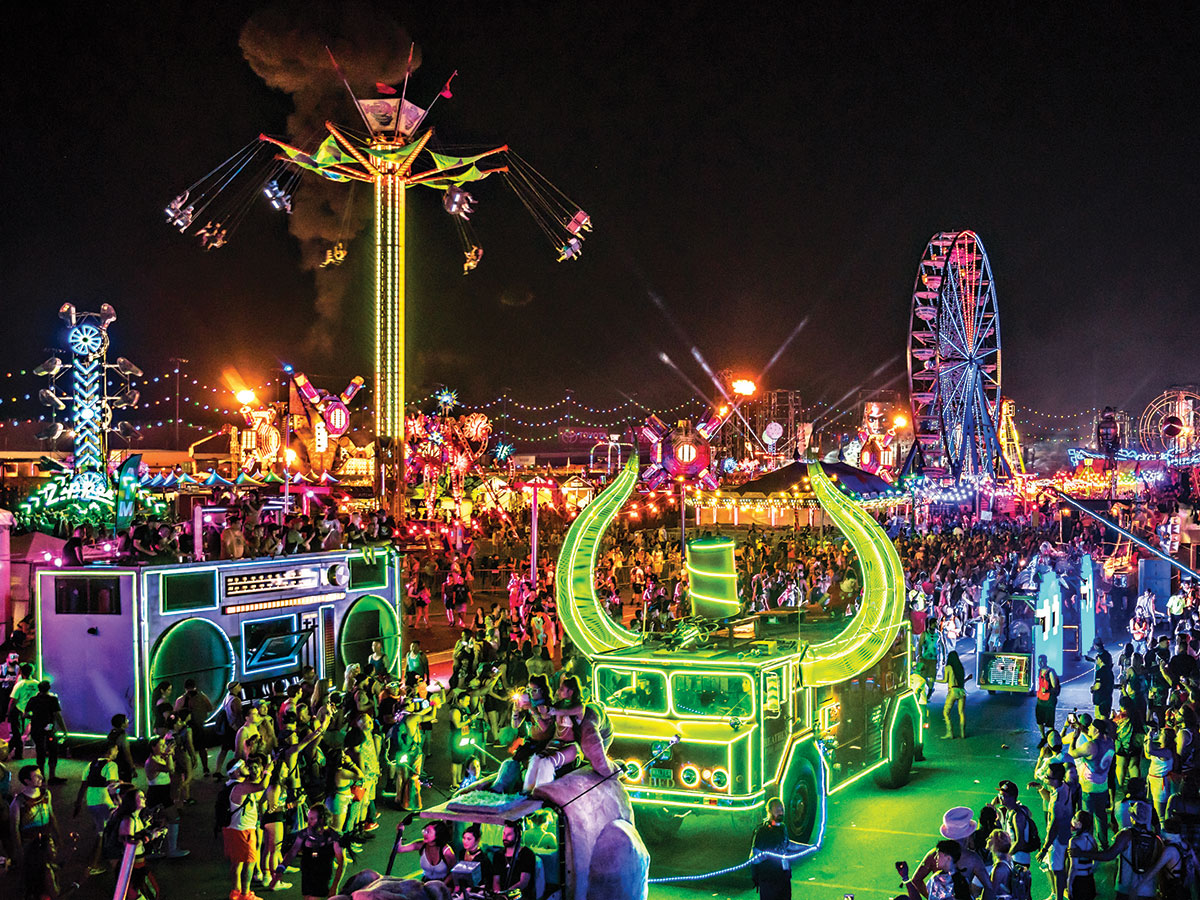 What to Expect From This Year's Electric Daisy Carnival
