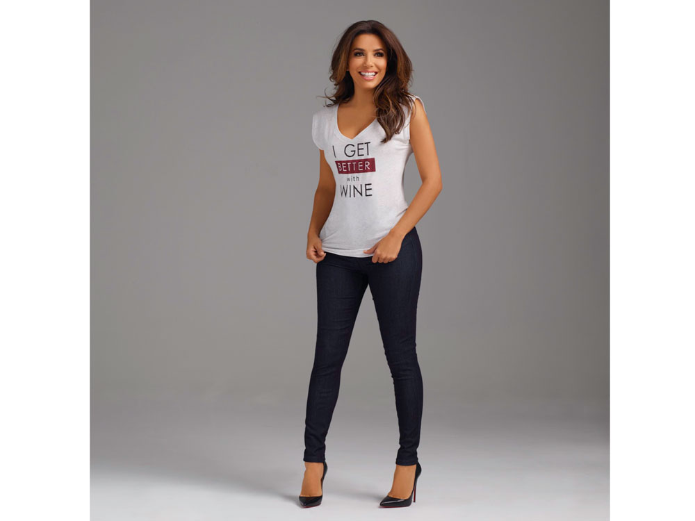 Eva Longoria On Fashion Collection For The Limited
