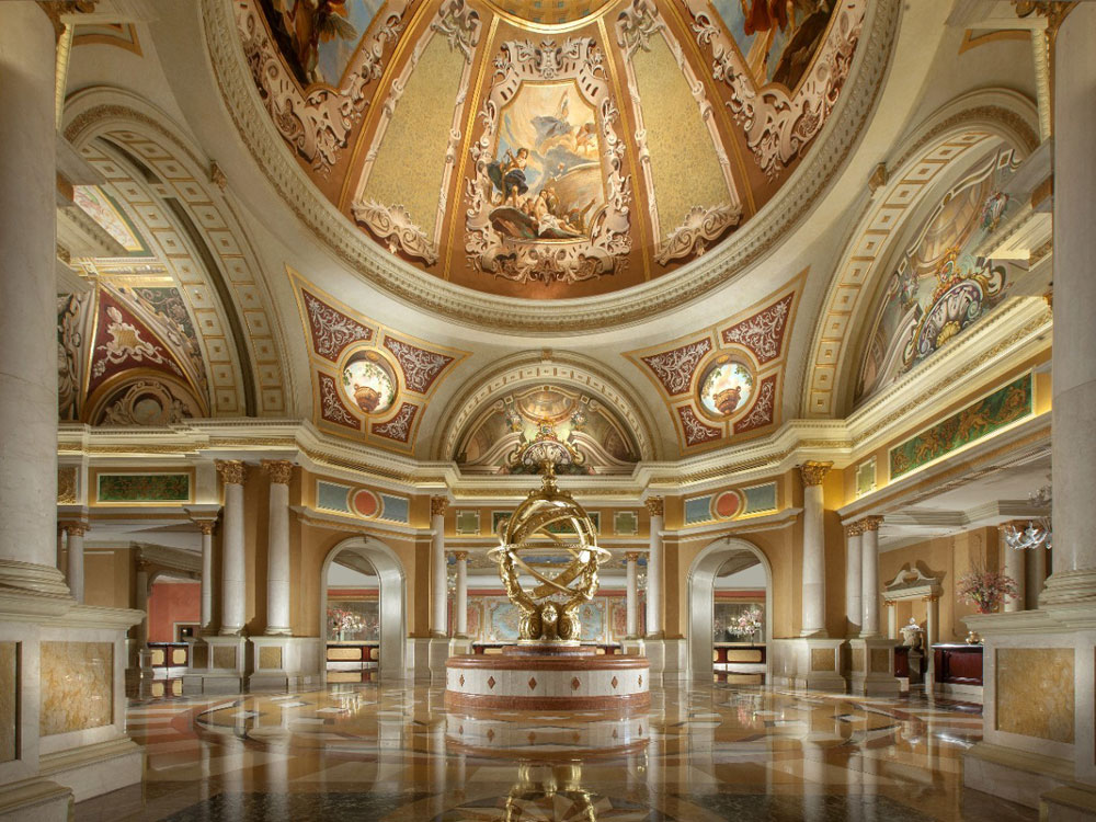 Vegas Hotels With The Best Decor