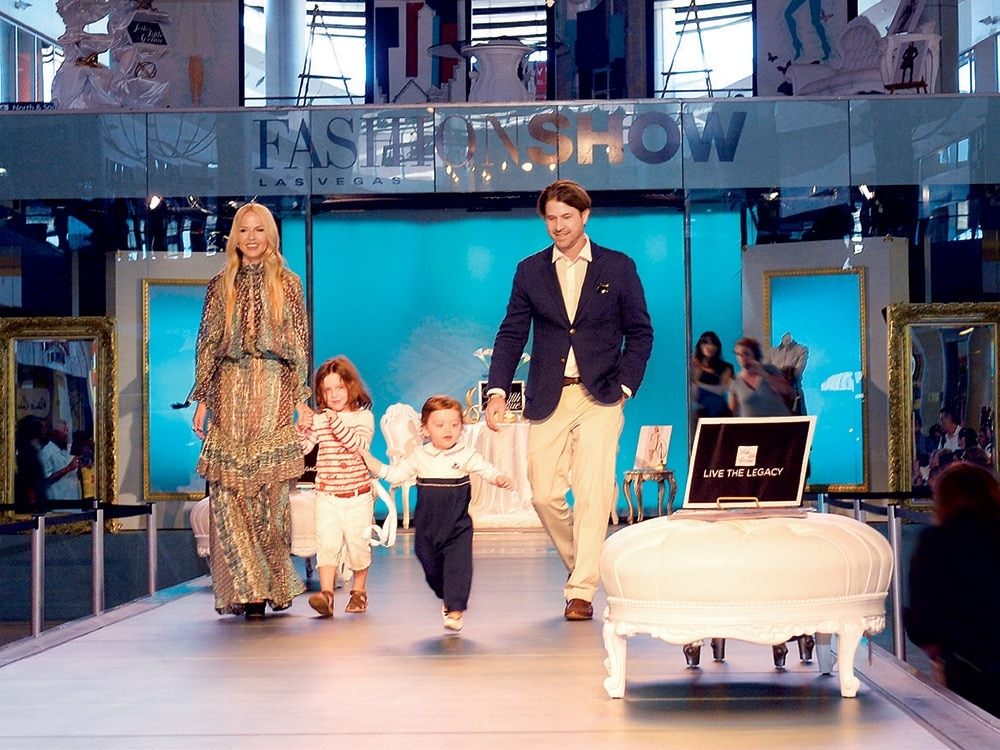 Fashion Show Mall Celebrates 35 Years of Luxury Shopping in Vegas