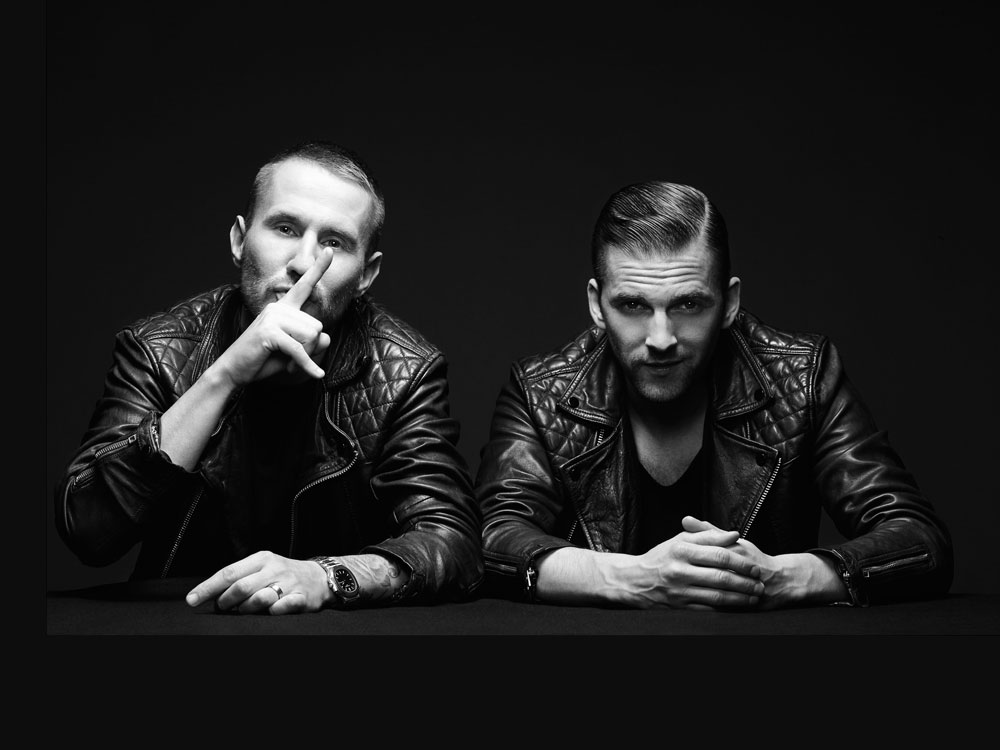Dance Music Duo Galantis on Where They Eat in Vegas & How 'Peanut Butter Jelly' Came Together