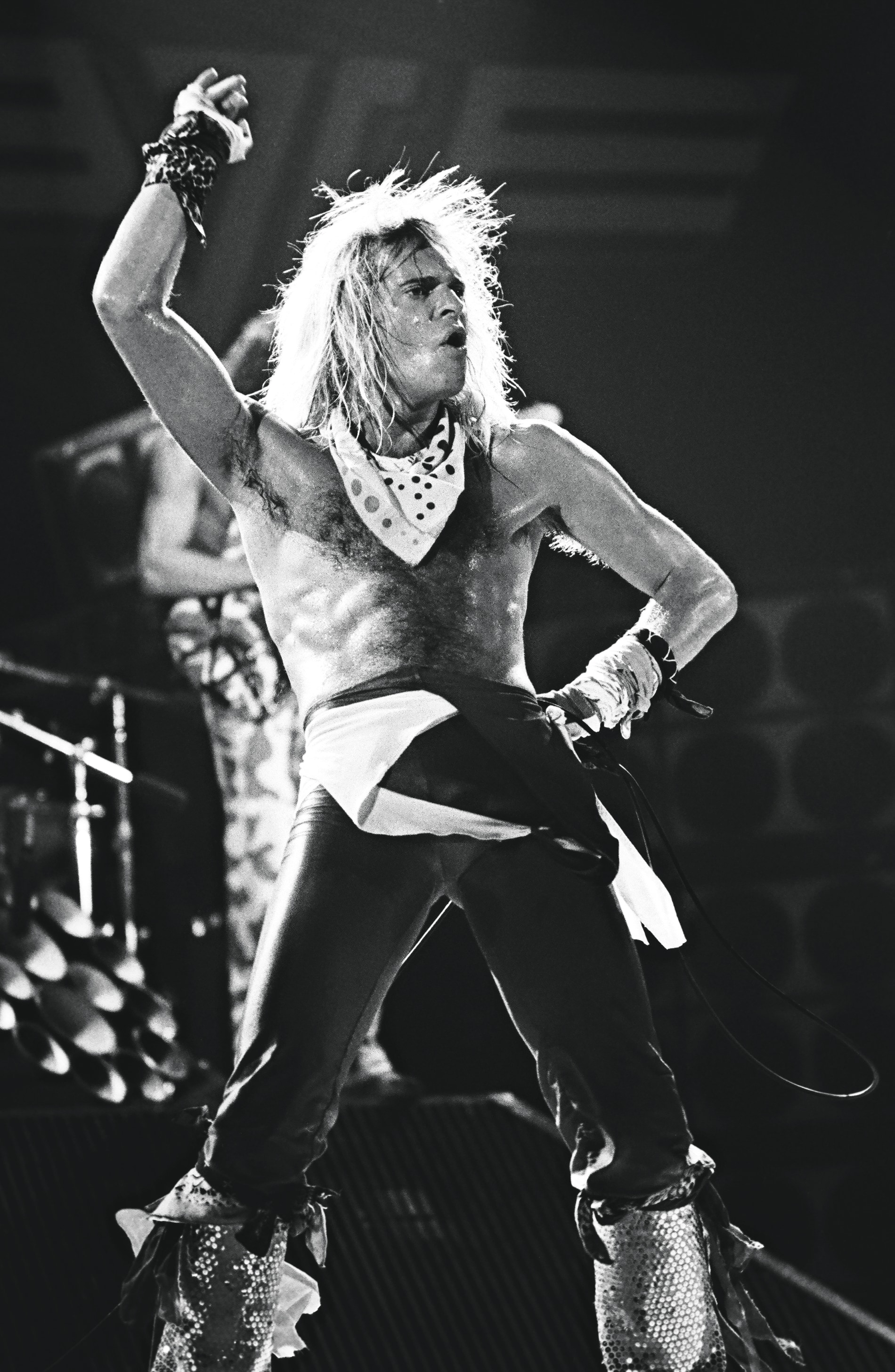 David Lee Roth Hits House Of Blues Las Vegas For His New Residency