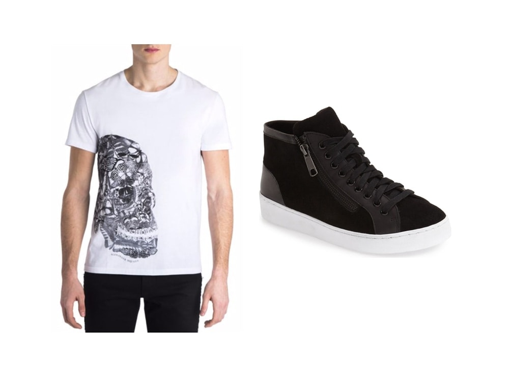 10 Graphic Tees & Sneakers to Ensure You Look Effortlessly Cool This Fall