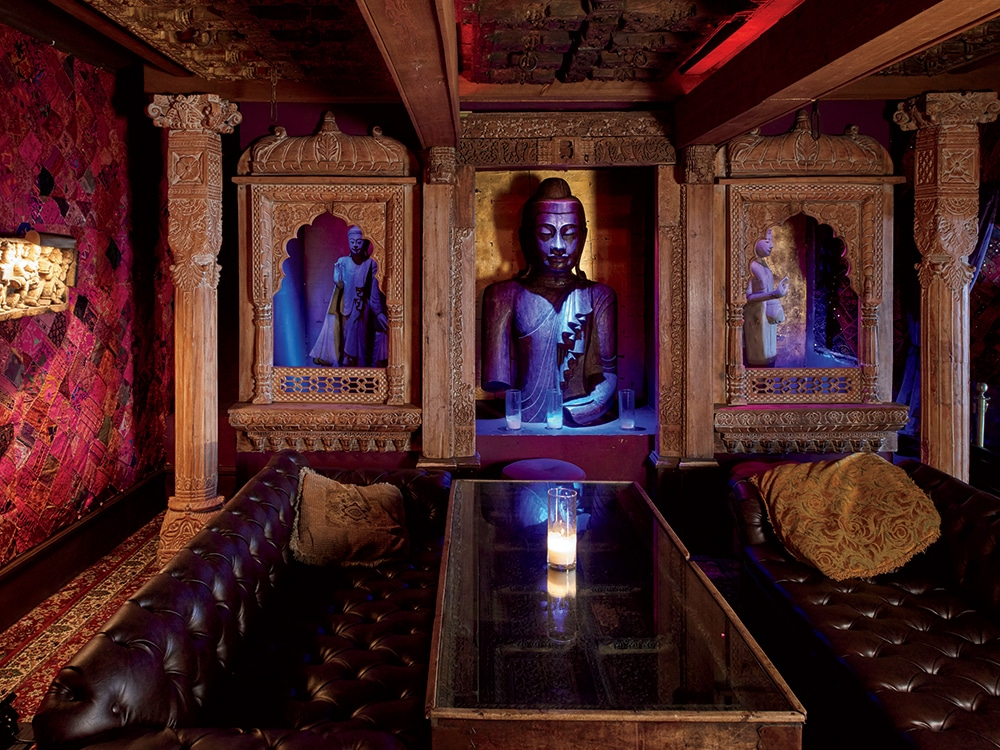 Peek Inside the Newly Revamped Foundation Room at the House of Blues