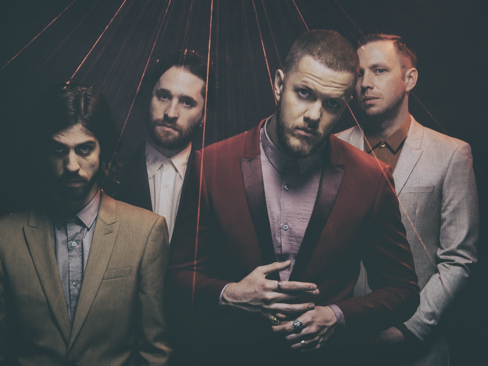 Imagine Dragons' Daniel Platzman on the Band's New Year's Eve Concert, Grammy Nominations & Upcoming International Tour