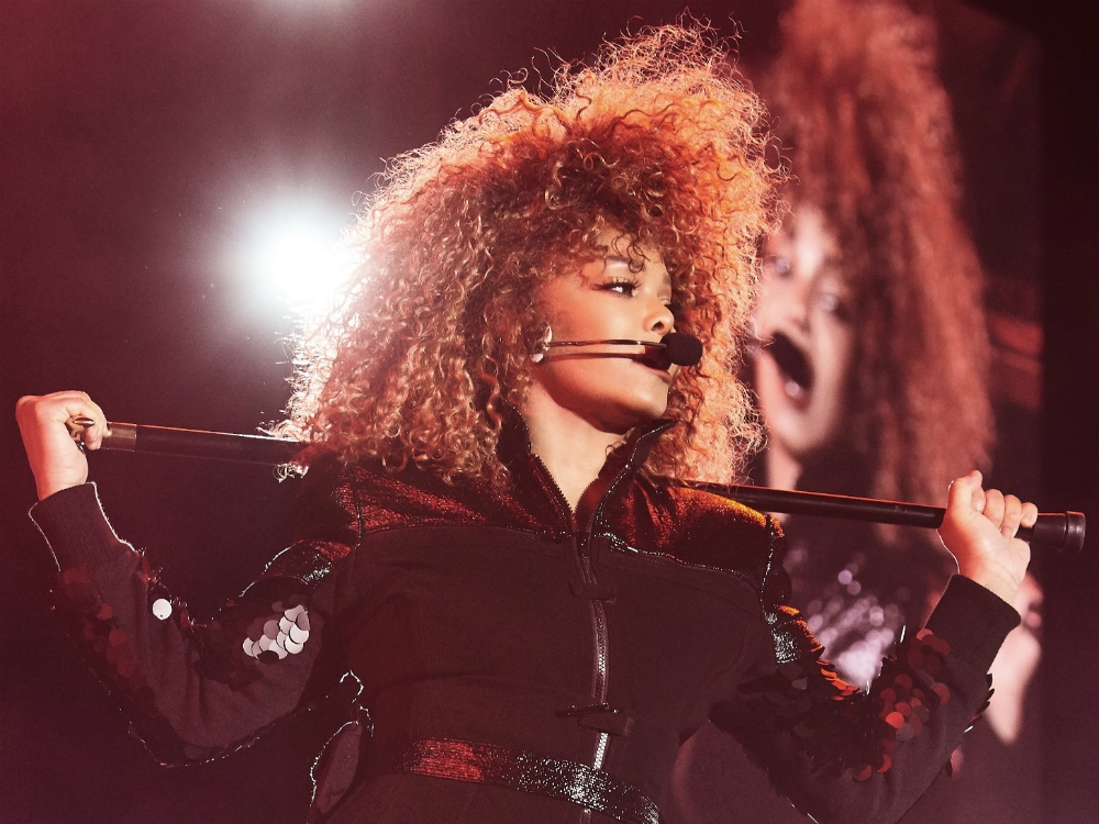 Janet Jackson Unveils New Vegas Residency at Park MGM