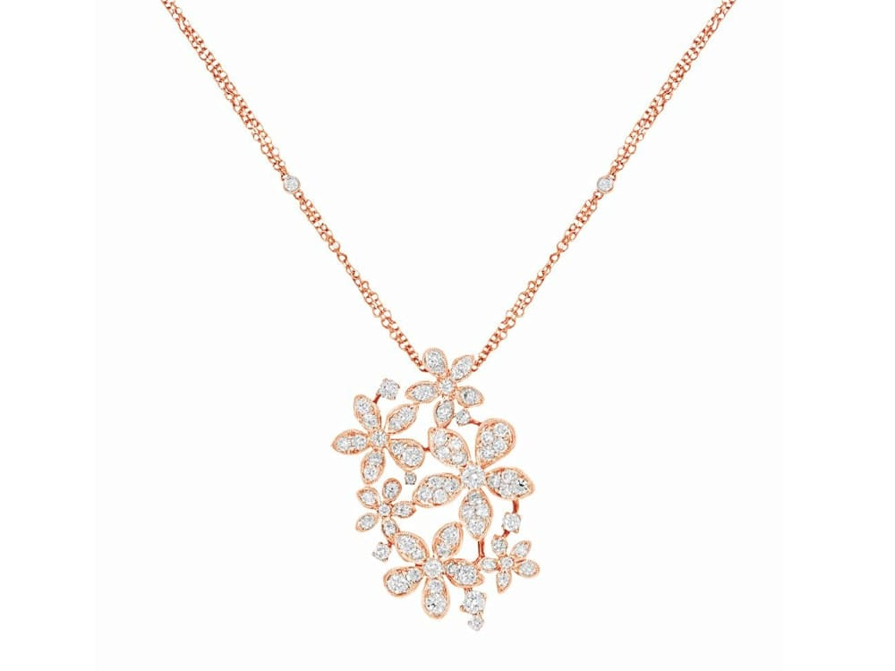 London-Jewelers-Rose-Gold-Diamond-Necklace.