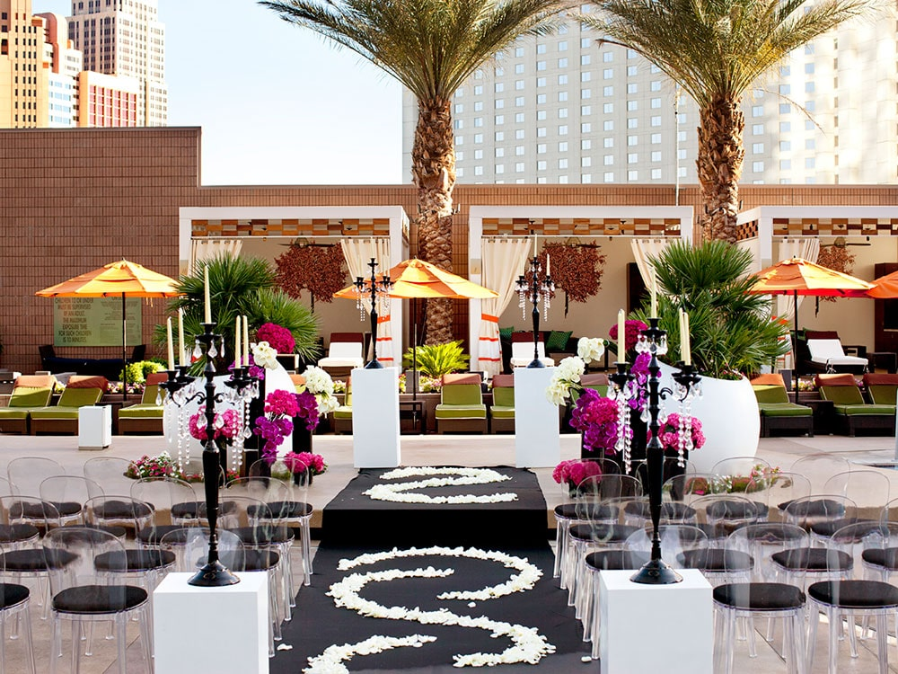 Hottest Vegas Wedding Venues To Book Right Now