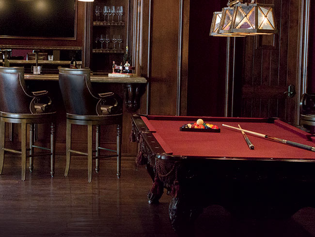 Man Cave Vegas : What does the modern man cave look like