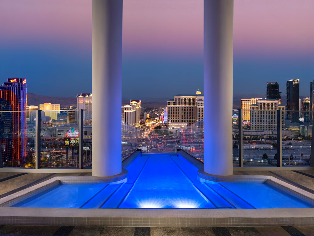 The Best Vegas Hotel Suites to Throw a Fourth of July Party