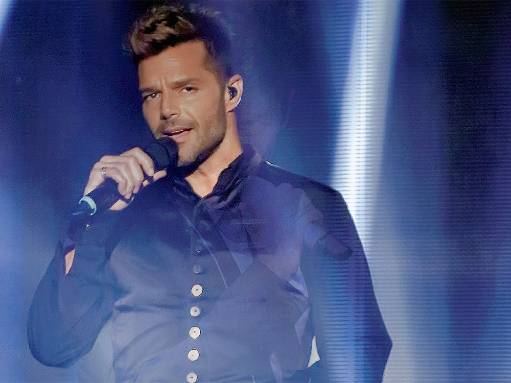 Ricky Martin on His New Vegas Residency at the Park Theater