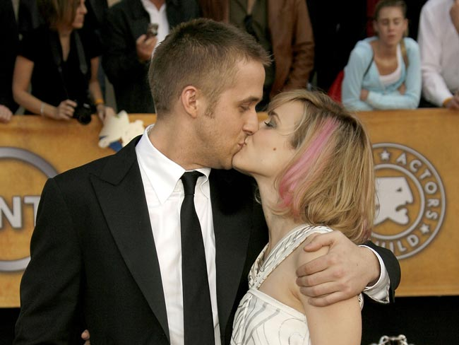 Ryan Gosling and Rachel McAdams