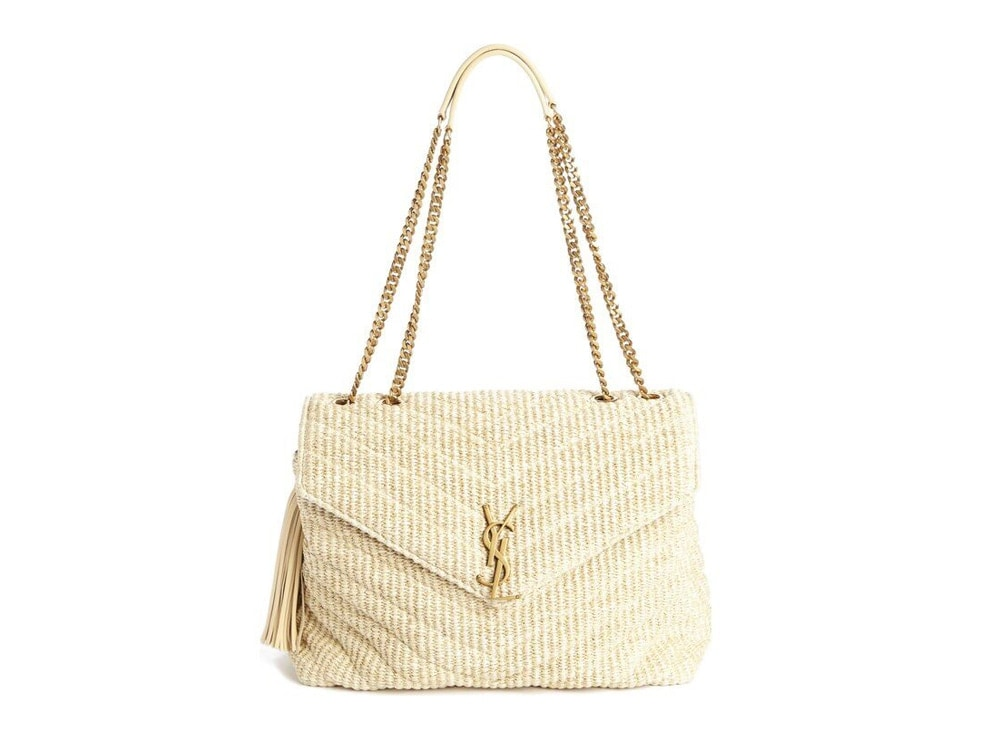 Saint-Laurent-Medium-Monogram-Straw-Bag.