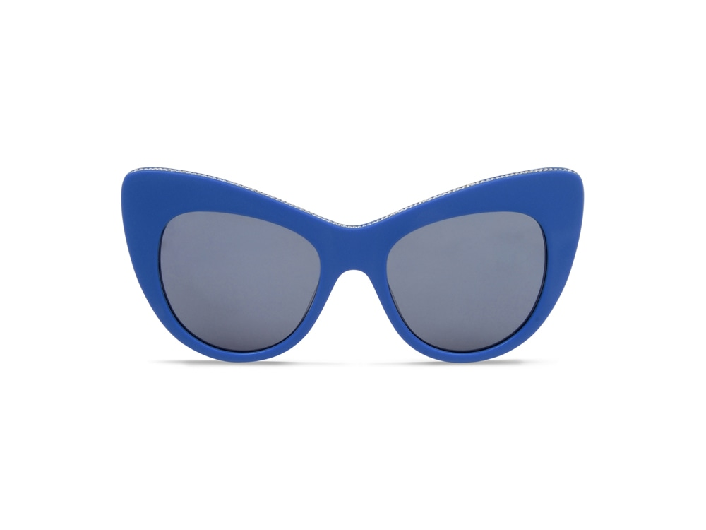 Stella McCartney Cobalt Cateye Sunglasses