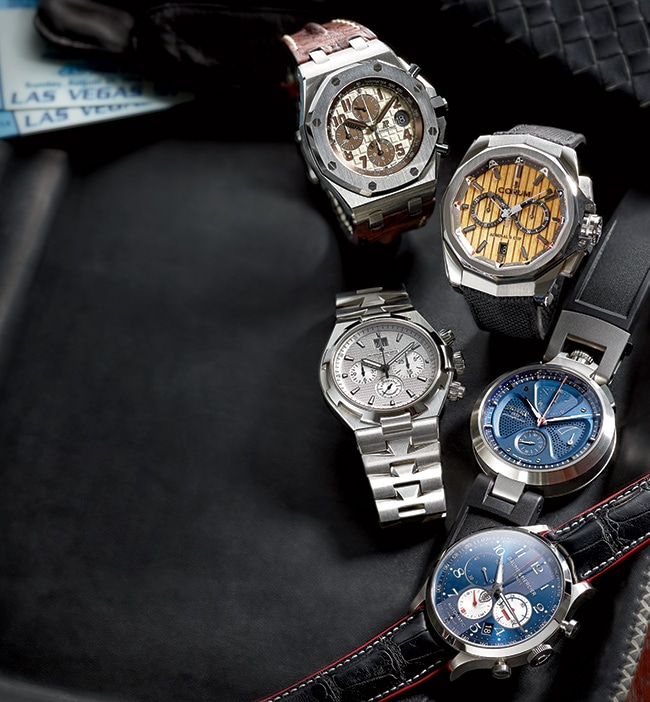 Swiss Timepieces