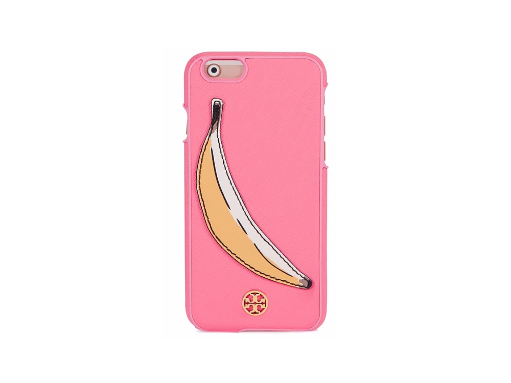 Tory Burch Banana Applique Hardshell iPhone 6 Case
