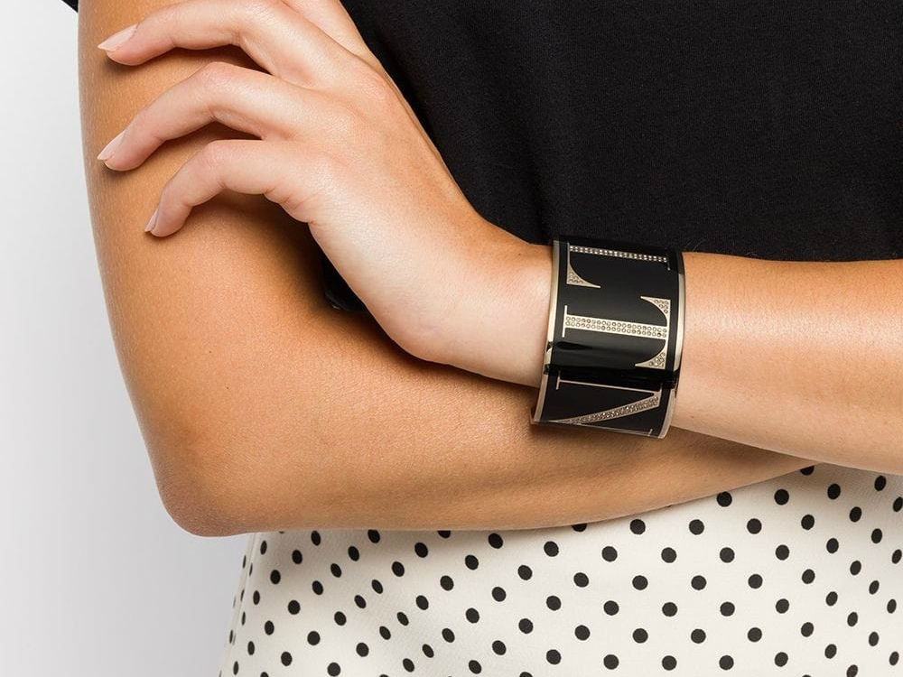 Accessory of the Week: Valentino Cuff