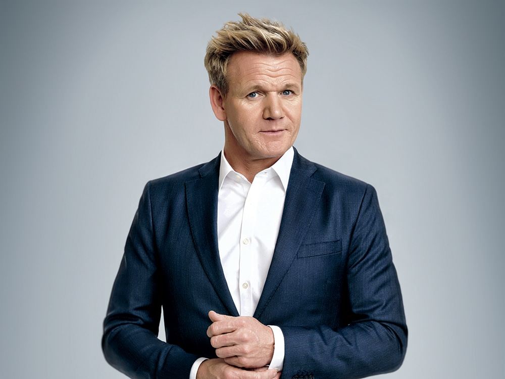 Gordon Ramsay on His New Linq Restaurant Fish & Chips & What Surprises Him Most About Vegas