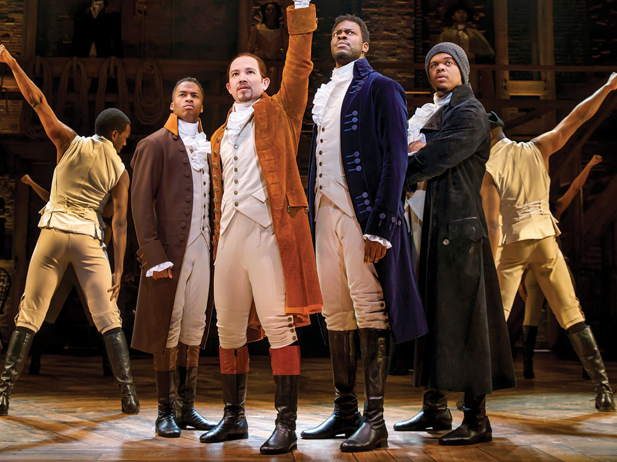 Why You Shouldn't Miss 'Hamilton' When it Hits Vegas