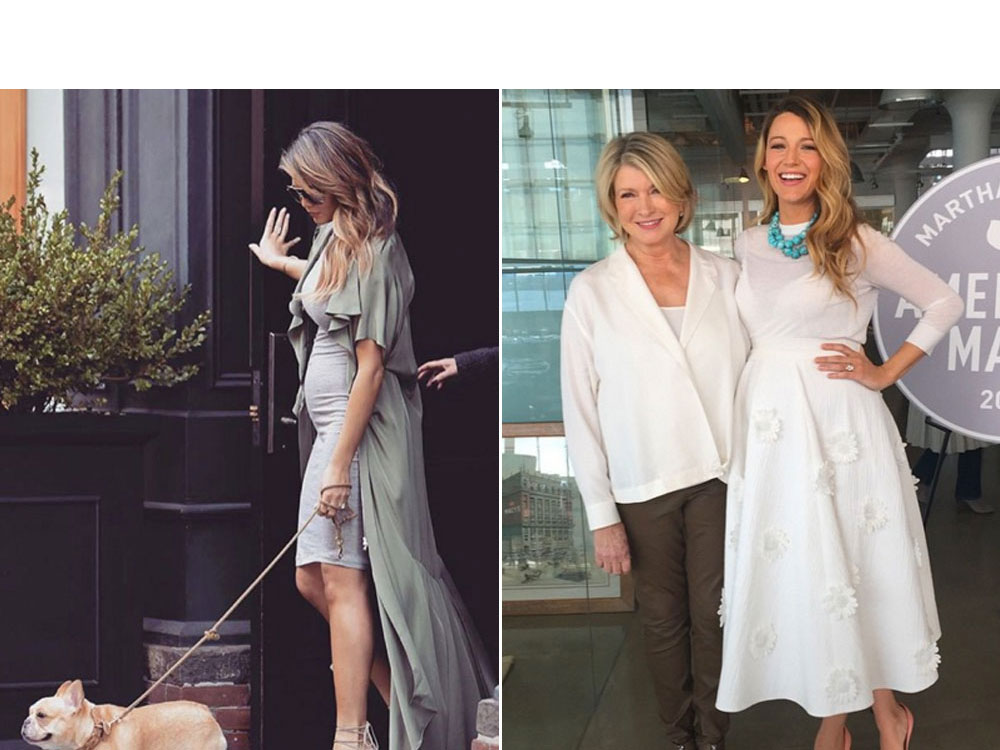 11 Celebs & Their Gorgeous Pregnancy Looks to Copy Now