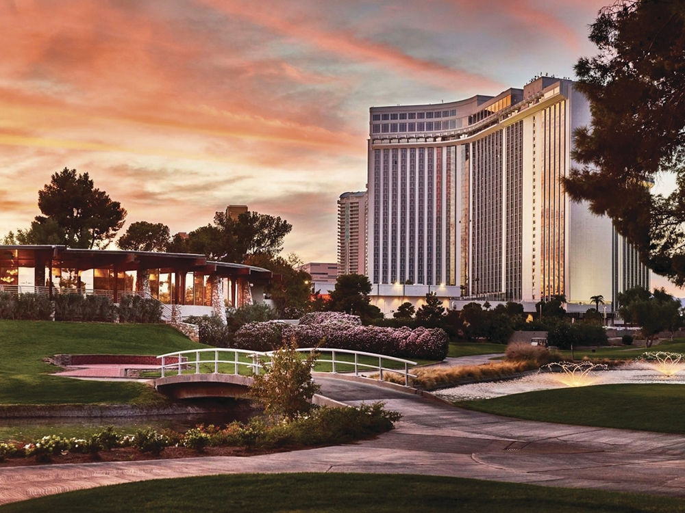 Iconic Las Vegas Country Club Gets A Modern Update Under New Owner