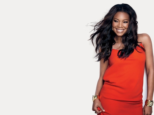 5 - Gabrielle Union Thinks Like a Bride