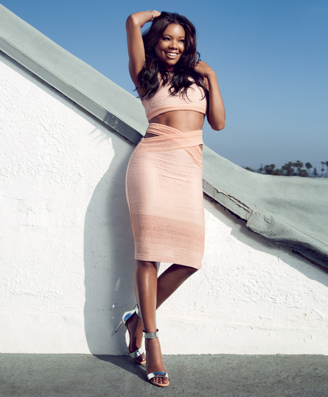 4 - Gabrielle Union Thinks Like a Bride
