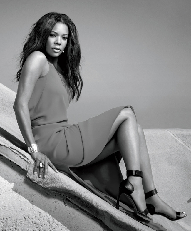 3 - Gabrielle Union Thinks Like a Bride