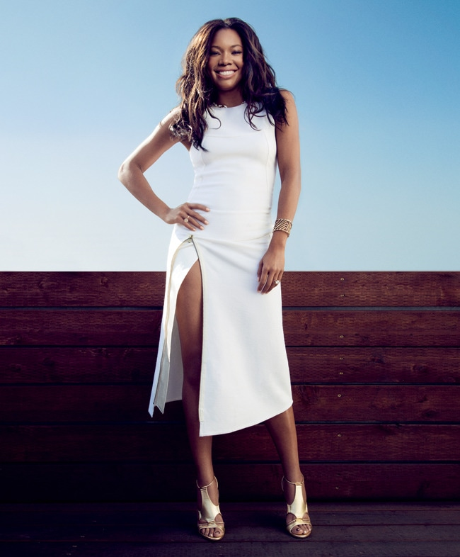2 - Gabrielle Union Thinks Like a Bride