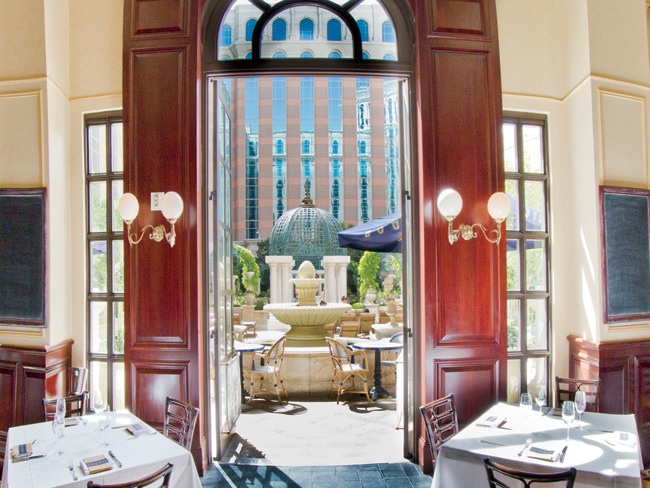 3 - Thomas Keller's Bouchon Bistro Turns 10