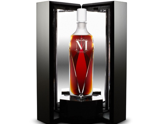 1 - The Macallan Releases Ultra-Rare, Crystal-…