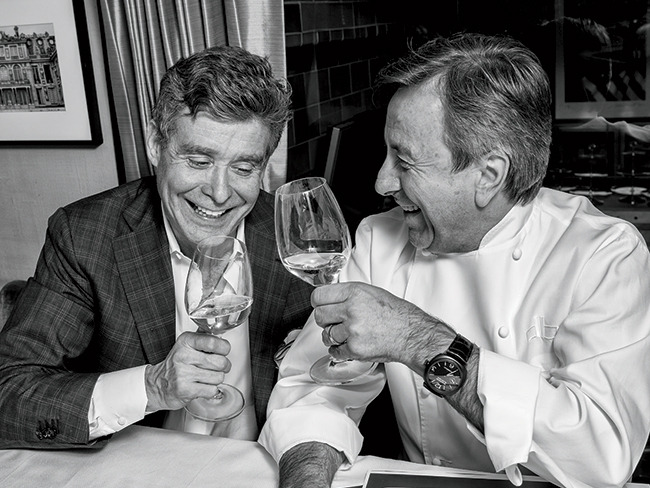 3 - Daniel Boulud Returns to the Strip