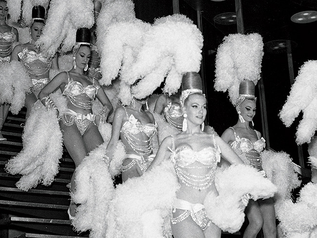 3 - The Last Classic Showgirls in Las Vegas