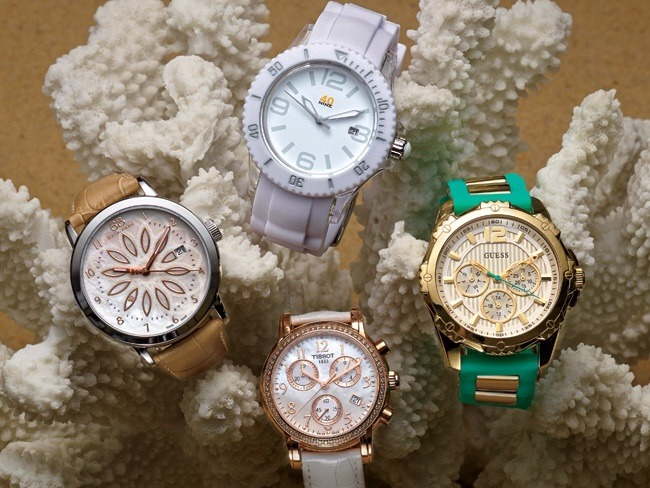 1 - 4 Watches That Are Perfect for Summer