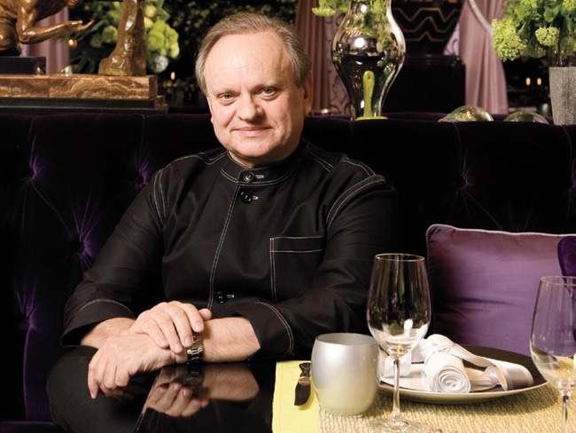 1 - Inside Joël Robuchon's Invitation-Only Mansion