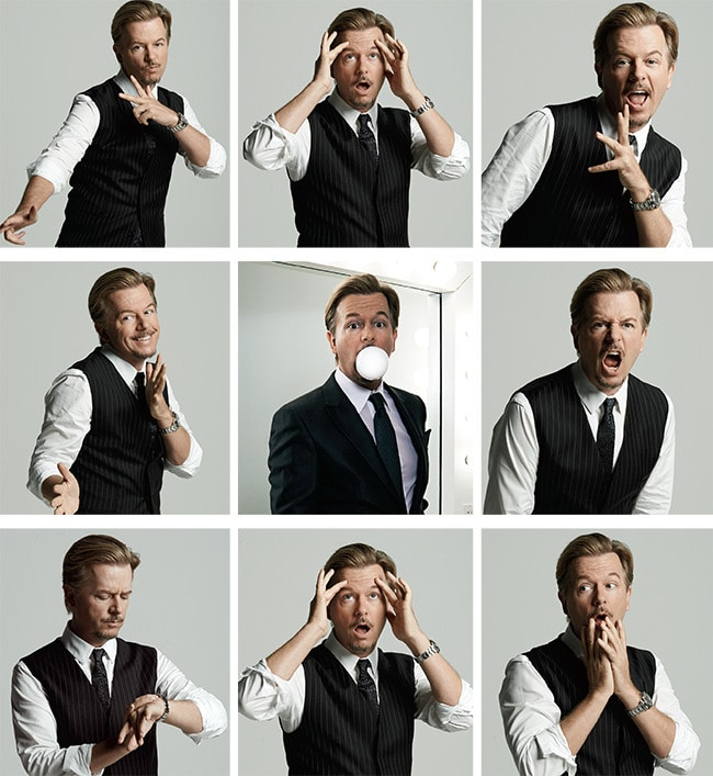 1 - David Spade Loves Stand-Up, Hates Selfies
