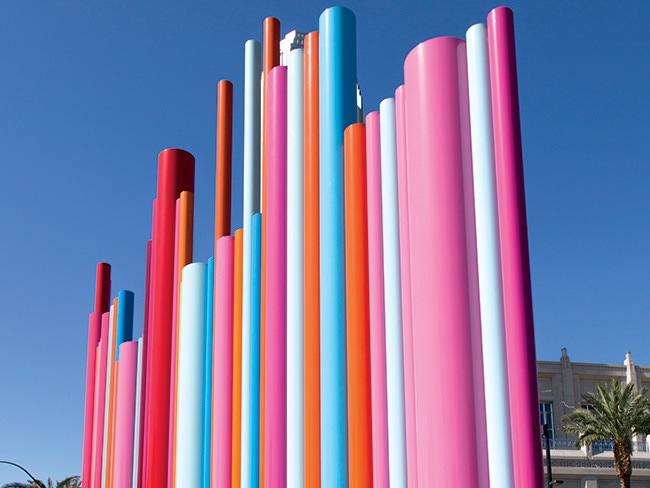 7 - Where to Find Vegas' Best Public Art