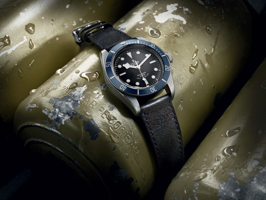 2 - Tudor's Heritage Black Bay is Inspired by…