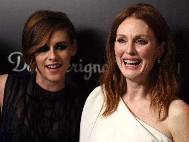 1 - What Kristen Stewart & Julianne Moore Lear…