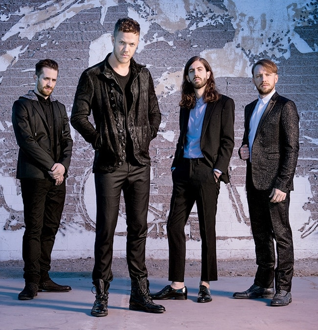 5 - Imagine Dragons Talk New Album and Growing…