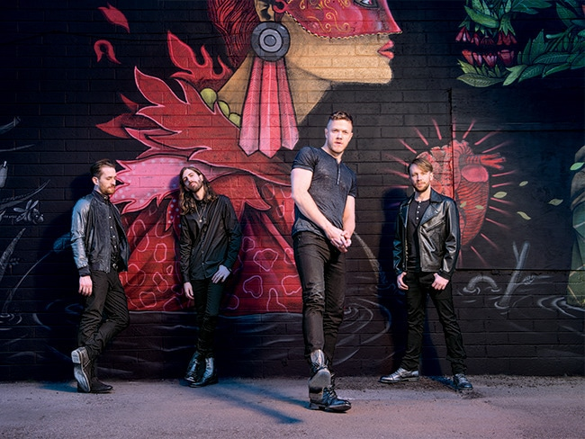 1 - Imagine Dragons Talk New Album and Growing…
