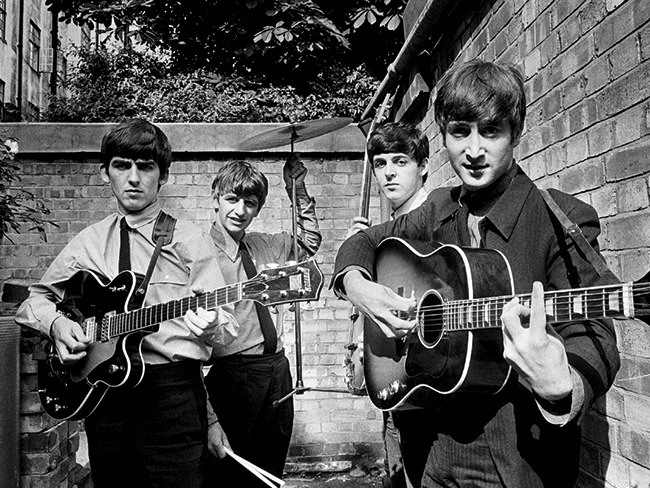 1 - Terry O'Neill Talks Photographing The Beatles