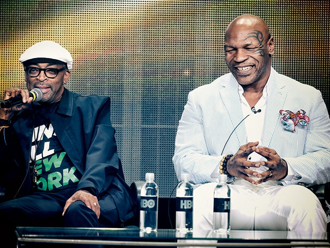 2 - Mike Tyson Talks Season Two of His Adult Swim Show