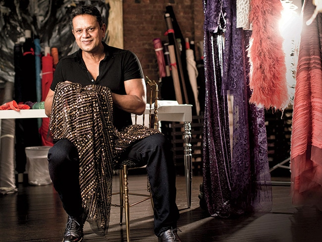 1 - How is Fashion Designer Naeem Khan Giving Back?